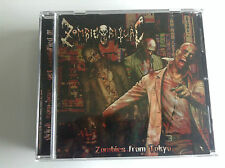 Zombies from Tokyo by Zombie Ritual RARE CD