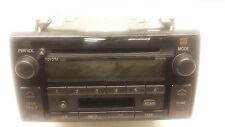 Original 2005-2006 Toyota Camry  Radio CD Kassetten Spieler  86120-AA170