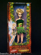 Tinkerbell Doll Peter Pan Movie Disney Princess The Motion Picture Event ""