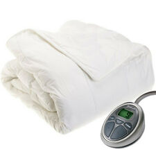 Sunbeam Premium Electric Heated Comforter Full Size