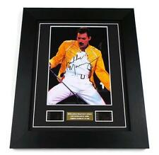 FREDDIE MERCURY Signed PREPRINT QUEEN Film Cell Framed Music Memorabilia GIFT