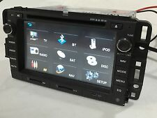 Rosen GM0710 OEM Look Navigation DVD iPod Bluetooth multi Receiver Player GM