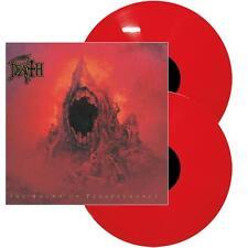 Death the Sound of Perseverance 2lp Red VINILE incl. codice di download * NUOVO * MH