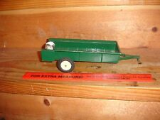 1/16  oliver manure spreader with metal beater