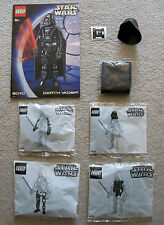 LEGO Star Wars - Super Rare Technic 8010 Darth Vader - New (No box)