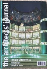 Architects Journal 6 Apr 95 Channel 4 Richard Rogers Partnership, London Bilbao