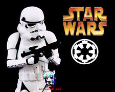 SCI-FI Movie Star Wars StormTrooper 1/6 Vinyl Model Kit