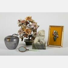 A Miscellaneous Collection of Asian Jade Decorative Items, 20th Century. Lot 156