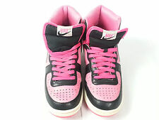 nike terminator high basic womans girls trainers size 5 UK pink 336617-600