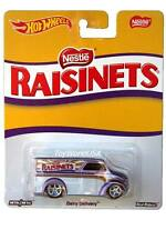 2016 Hot Wheels Pop Culture Nestle Raisinets Dairy Delivery