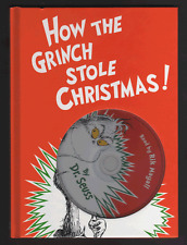 How The Grinch Stole Christmas! ... (Book with Audio CD) Dr Seuss