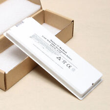 "New 6 Cell Laptop Battery for Apple MacBook 13"" 13.3inch A1181 A1185 MA561 WHITE"