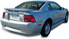 Mach-Speed 22012 Ford Mustang Coupe ABS Rear Window Louver - 1994-2004