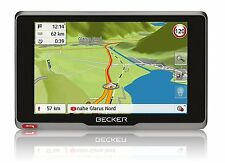 Becker active.5s EU Echtglasdisplay, 46 Länder,Lifetime Maps, TMC Neu