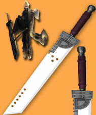 "Cloud Buster Sword 42"" With Free Display Stand+Sheath"