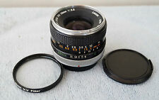 Canon 28mm F3.5 FD  Wide Angle Lens - Tested/Guaranteed!
