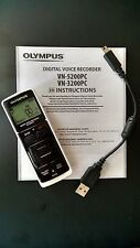 Olympus Digital Voice Recorder VN-3200PC