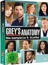 Greys Anatomy - Die komplette 9. Staffel (DVD Video)