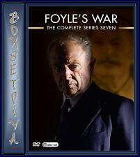 FOYLE'S WAR - COMPLETE SERIES 7 ***BRAND NEW DVD**