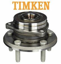 Dodge Durango Jeep Grand Cherokee Front Wheel Bearing & Hub Assy Timken HA590419