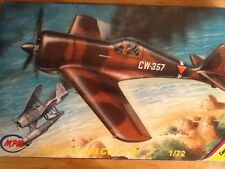 MPM 1/72 scale Curtiss-Wright CW-21 B; OOP; #72073;1996