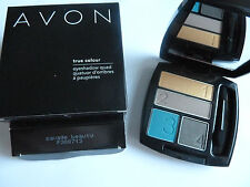 AVON  TRUE COLOUR QUAD EYESHADOW ~ SAVAGE BEAUTY ~ BRAND NEW