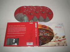 ANNIKA REICH/DURCH DEN WIND(DER HÖRVERLAG/978-3-8617-577-7)4xCD ALBUM