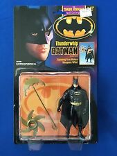 1990 Kenner Thunderwhip Batman Dark Knight Michael Keaton MOC