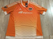Authentic Adidas Houston Dynamo Home Soccer Jersey Extra Large XL MLS US