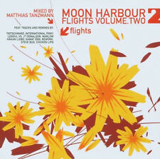 MOON HARBOUR =flights 2= Lidbo/Bug/Tejada/Landsky/Losoul...= DEEP HOUSE MINIMAL
