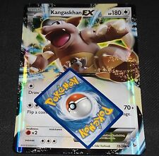 Kangaskhan EX 78/106 Promo Jumbo Oversized NEAR MINT Pokemon Card