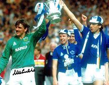 Neville SOUTHALL SIGNED Autograph 10x8 Photo C AFTAL COA Everton Legend