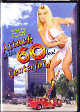Attack of the 60-Foot Centerfold (DVD, 2006)