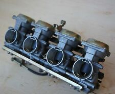 1987-89 yamaha fzr1000 fzr 1000 CARBURETORS CARBS nice condition oem mikuni