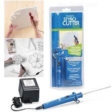 """Styro Cutter Electric Hot Foam Cutters Craft Cut Cuts Upto 4"""" Thickn Styrofoam"""