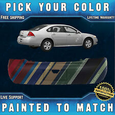 NEW Painted to Match - Rear Bumper Cover For 2006-2011 Chevy Chevrolet  Impala