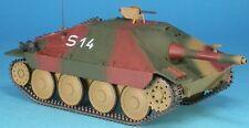 MASTER FIGHTER 1/48 MILITAIRE CHAR TANK FLAMMPANZER 38(t) HETZER Nordwind 1945