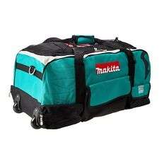 Makita 831279-0 LXT600 Tool Bag 66cm On Wheels with Retractable Handle