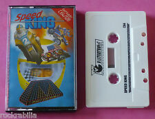 Commodore 64 C64 - Mastertronic SPEED KING 1986 *NEW!