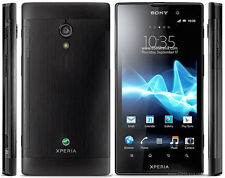 Sony Ericsson Xperia ion LTE LT28i 16GB 12MP Android Libre TELEFONO MOVIL NEGRO