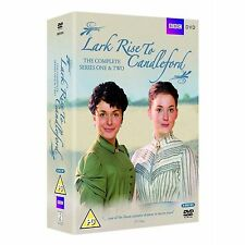Lark Rise to Candleford - Complete BBC Series 1 & 2 Brand New DVD