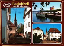 Radolfzell am Bodensee , Ansichtskarte gelaufen