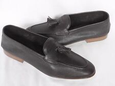 NEW Edward Green PORTLAND Brown Utah Calf Leather Loafer Shoes UK 10 RRP £405