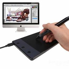 Huion H420 Professional Tablet Art Graphics Drawing and Wireless Digital Pen U.S