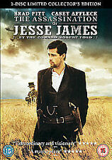 The Assassination Of Jesse James By The Coward Robert Ford DVD 2disc Superb Cond
