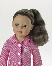 New Madame Alexander ~ Let's Have a Sleepover ~ 18 inch Doll open / close Eyes
