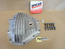DIFFERENTIAL DIFF COVER DANA 80 ALUMINUM FINNED FAST COOLING FORD DODGE CHEVY