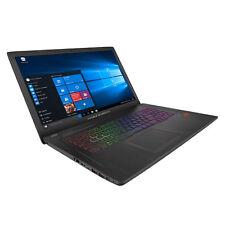 ASUS ROG GL753 Core i7-7700HQ - 32GB - GTX 1050 - 256GB SSD + 1 TB - Windows 10