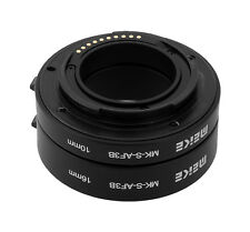 Meike Auto Focus Extension Tube Close Shot Adapter for Sony E-mount NEX5 NEX7 A7