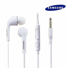 5 Pack Original Samsung 3.5mm OEM Stereo Earphones for Galaxy S6 S5 S4 S3 N5 4